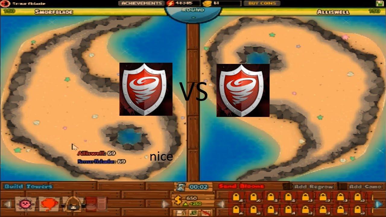 BTD Battles: Mega Series with Alice Part 3/4