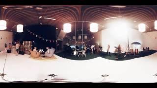 Djämes Braun - Ild Til Blokken (360 video)