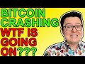 Bitcoin Crashing… WTF Is Happening?