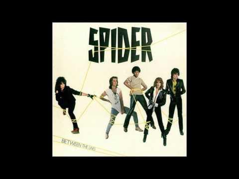 Spider - Between The Lines [1981 full album]