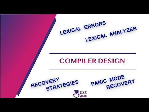 Compiler Design lecture: Semantic Analysis, various Phases of compiler   15из YouTube · Длительность: 6 мин55 с