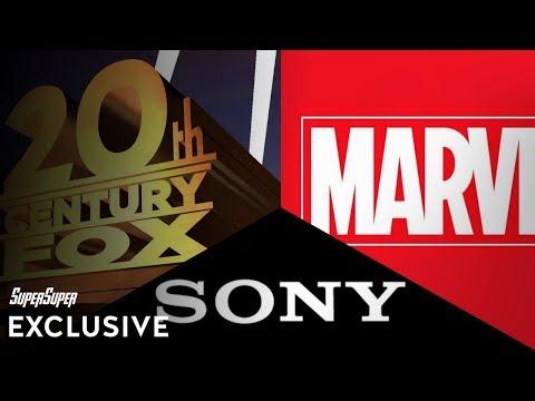Marvel Movie Character Rights Explained | In HINDI | Marvel Fox Sony India