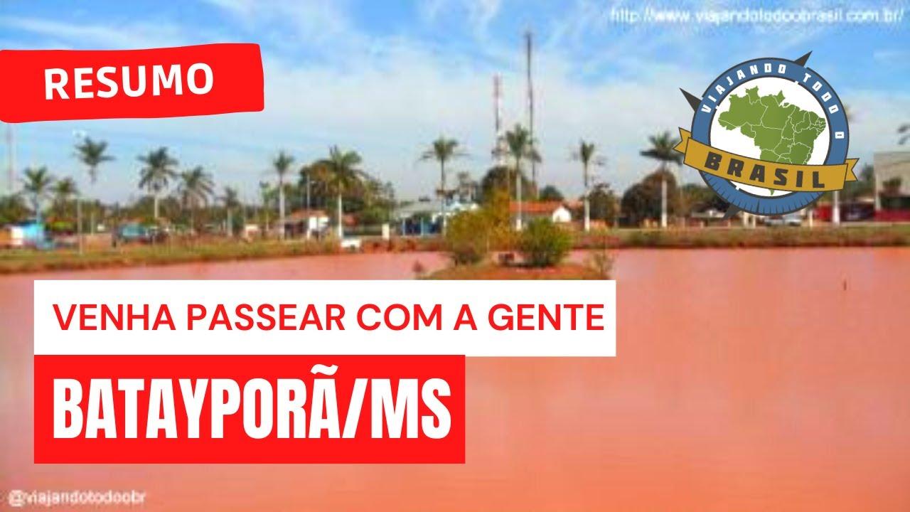 Batayporã Mato Grosso do Sul fonte: i.ytimg.com