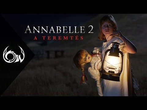 Még hogy nincsenek jó horrorfilmek - Annabelle 2 | Bemutató letöltés