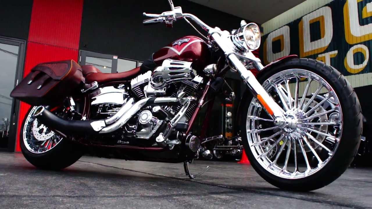 Harley Davidson Fxsbse Cvo Breakout