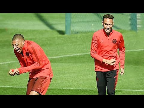 Funny Moments In Traning #3 ● Mbappe, Neymar, C.Ronaldo, Diego Costa