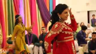 Saad and Anum - Best Mehndi Dance 2015