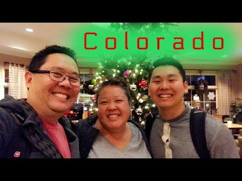 Our day visit to Colorado!