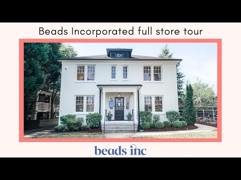 Beads Incorporated Full Store Tour
