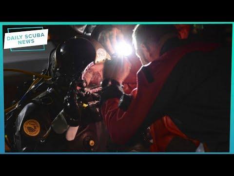Daily Scuba News - Gondoliers… A Scuba Divers Best Friend!