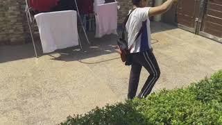 Real life trick shots | real future dude perfect