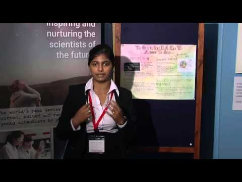 The genetic code is a key to activate the soul | Lavanya Natarajan | Conference 2015
