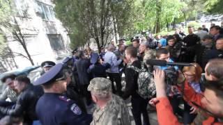 Василий Волга в Запорожье(Видео сайта z-city.com.ua., 2016-04-22T09:11:02.000Z)
