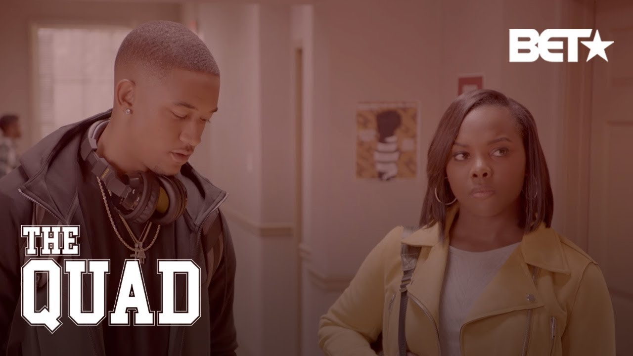Download Ep. 7 Sneak Peek: Ebonie Sees The Man Who Caused Her Concussion, Hazed Her | The Quad