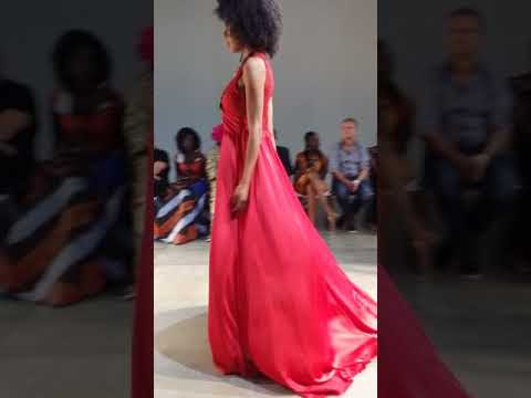 Miss Pearl Couture -Africa fashion week Europe  2017