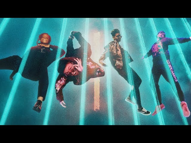 """18"" by Kris Wu, Rich Brian, Trippie Redd, Joji, & Baauer (Official Music Video) #1"