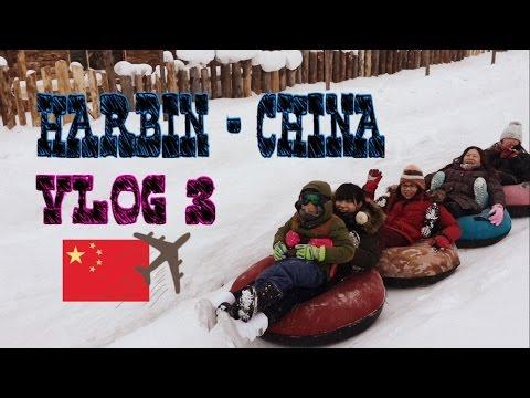 HARBIN - CHINA #VLOG 3 - Is Harbin Worth To Come?