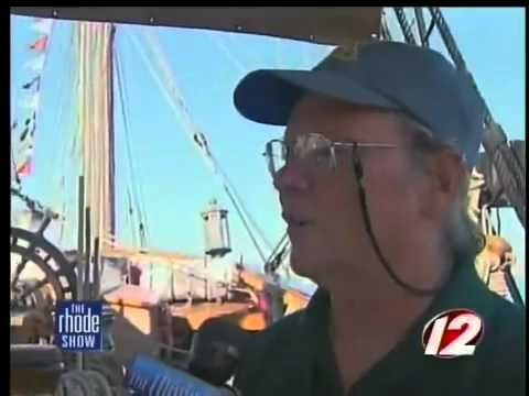 Inside Look on board the HMS Bounty
