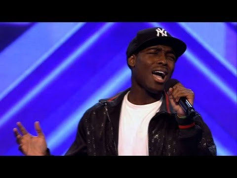 Derry Mensah's audition - The X Factor 2011 - itv.com/xfactor