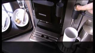 siemens eq7 coffee machine danmark