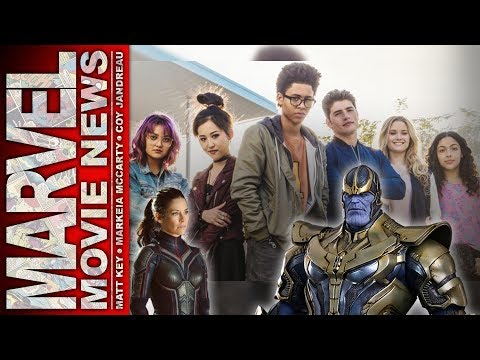 Early Runaways Reviews, The Wasp, Avengers Updates & More | Marvel Movie News Ep 145