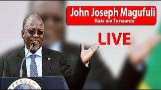 BREAKING: Magufuli Afanya Ziara ya Kushtukiza Channel 10, Magic FM