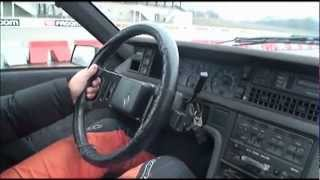 Fast Club Renault Fuego