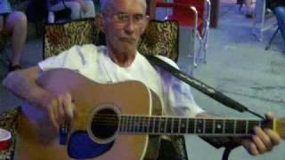 Lloyd Butler sings Roll On Buddy