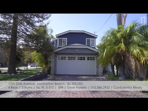 Manhattan Beach Real Estate  New Listings: Oct 1516, 2016  MB Confidential