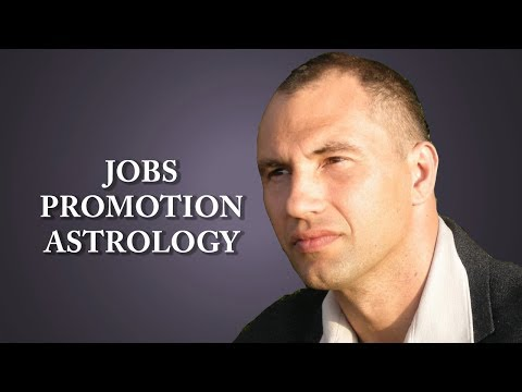 Timing of New Job and Promotion in Vedic Astrology
