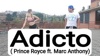 Adicto - Prince Royce Ft. Marc Anthony  Zumba® With Jc Rios  X-treme Dance