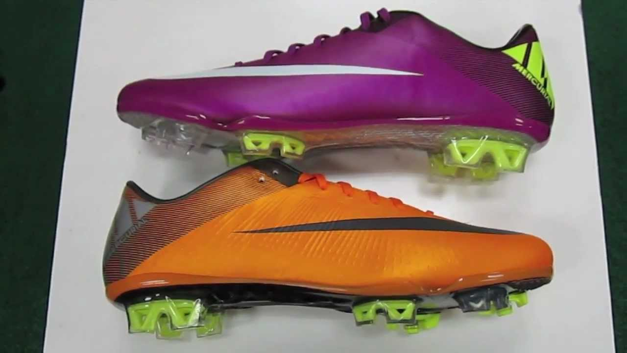 big sale e40a1 31c93 Nike Mercurial Vapor VII VS Superfly III - Comparison