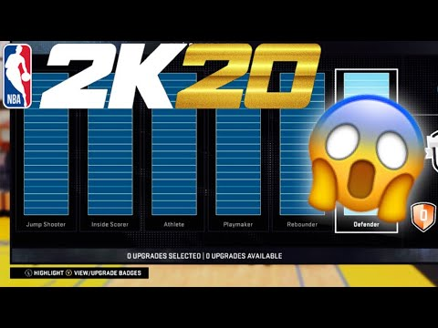 *NEW*  LEAKED NBA 2K20 INFO NEW BADGES ARCHETYPES  ANIMATIONS AND MORE (MUST WATCH) |