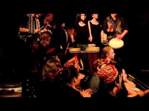 Phillips Exeter Academy- Spring Dance Concert: West African Drumming