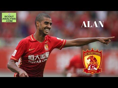 Alan Carvalho - Goals, Skills, Assists - Guangzhou Evergrande