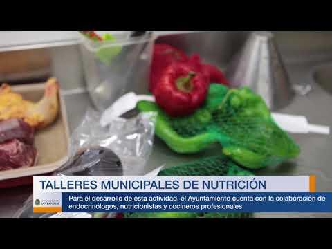 Talleres municipales de nutrición / Primavera 2018