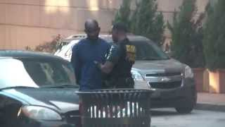 Atlanta Police Officer Sherrick Morrison Forced To Release Man Once He Realizes He's Being Filmed