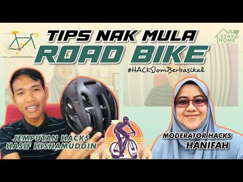 45 | Apa Tip Nak Mula Road Bike? JOM HACKS!