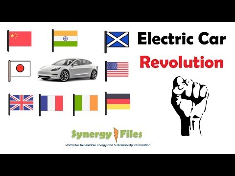 Electric Car Revolution has Begun