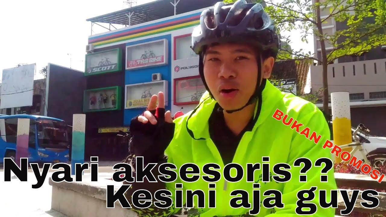 Toko sepeda termurah dan terlengkap di bandung - YouTube