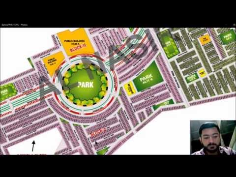 Understand Bahria Orchard Lahore Map from PMS Property Management Services