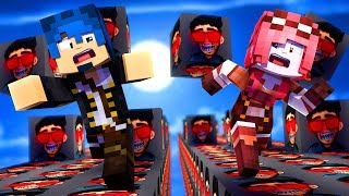 Minecraft ITA - LA CORSA DEI LUCKY BLOCK DI STEF CATTIVO!!