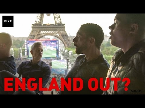 ENGLAND'S DISAPPOINTING EXIT - Vlog 8 | #RioInParis