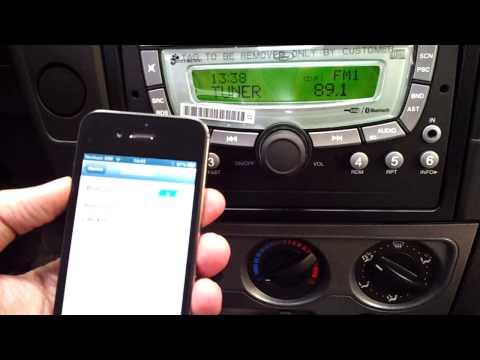 #08 - Ecosport Conexao do Radio pelo Bluetooth