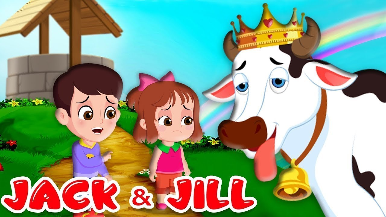 Nursery Rhymes For Kids | Baa Baa Black Sheep|Jack and Jill|Hey Diddle Diddel |Three Blind Mice