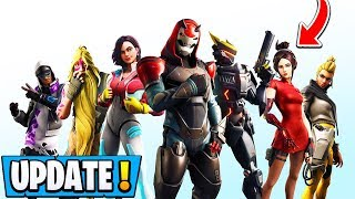 *NEW* Fortnite Season 9! | All Battle Pass Skins Unlocked, New Map, All Changes!