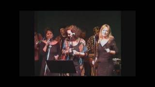 Jesus On The Main Line feat. Sandra Carlton. Pat Flowers, & Melinda Hall, Strings Attached 1998