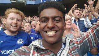 HAZARD HAT-TRICK HERO|| CHELSEA 4-1 CARDIFF MATCHDAY VLOG || MATCHDAYS WITH LEWIS