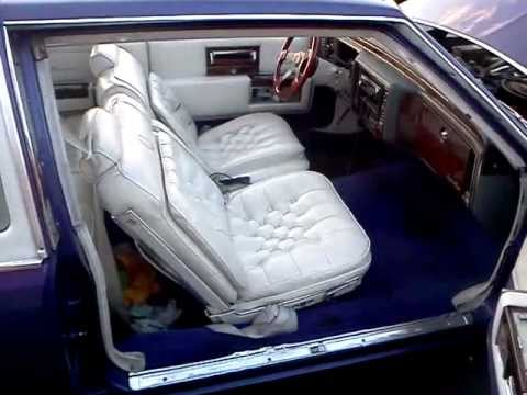 1981 Cadillac Fleetwood Brougham D Elegance Lowrider Youtube