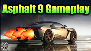 Best Car racing games 2018-Asphalt 9 legends awesome car game you must play android and ios devices